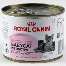 Royal Canine Бэбикэт Инстинктив 195г